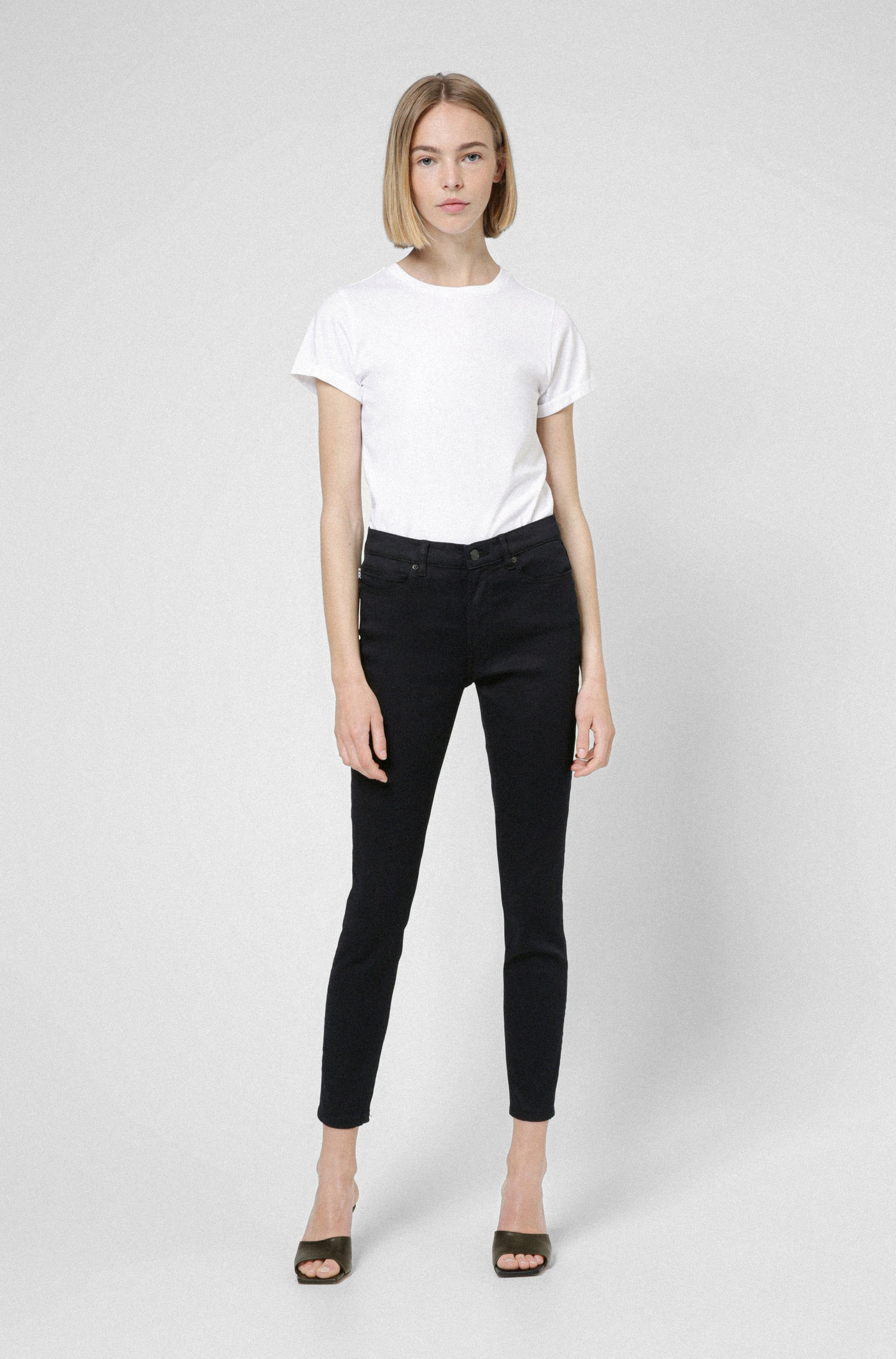 CHARLIE super-skinny-fit jeans in magic-flex denim