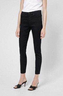 CHARLIE super-skinny-fit jeans in magic-flex denim, Dark Blue