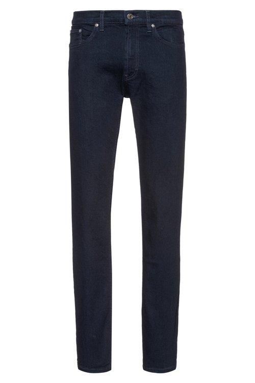 Hugo Boss - Regular-fit jeans in stretch denim - 1