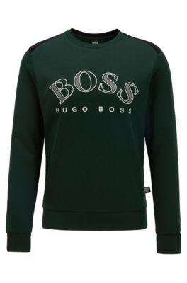 neuer Stil & Luxus strukturelle Behinderungen Preis bleibt stabil Logo-Geschenke in Grün von HUGO BOSS | Herren