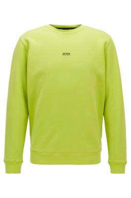 mens sweatshirts hugo boss