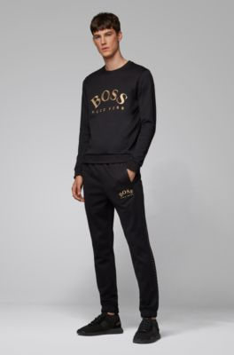 BOSS - Pantalon de jogging Slim Fit à logo
