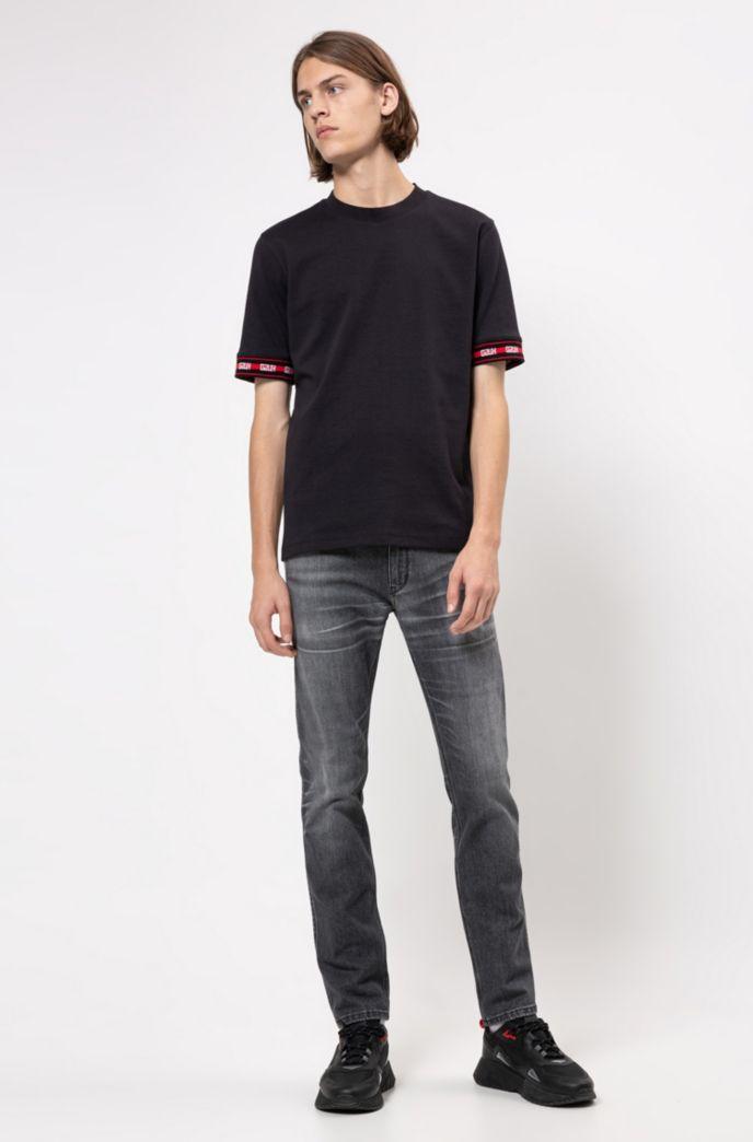 Slim-Fit Jeans aus bequemem Stretch-Denim