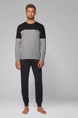 BOSS Comfort Shorts Pantaloni Pigiama Uomo