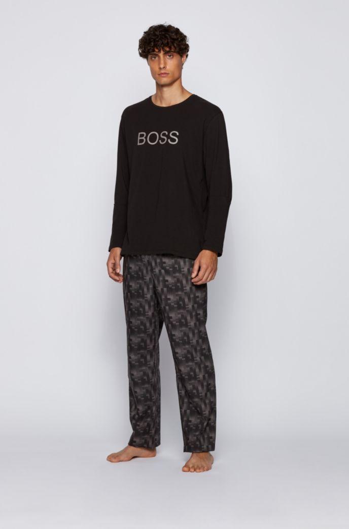 Pijama de algodón puro en caja de regalo