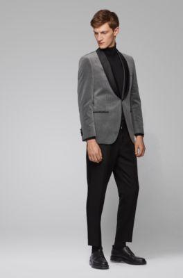 Hugo Boss Dinner Jackets Elaborate Designs Men