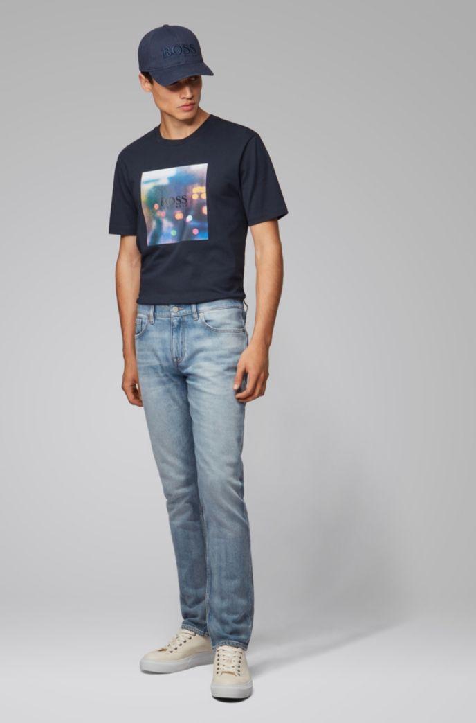 T-Shirt aus Baumwolle mit Grafik-Print der Kollektion