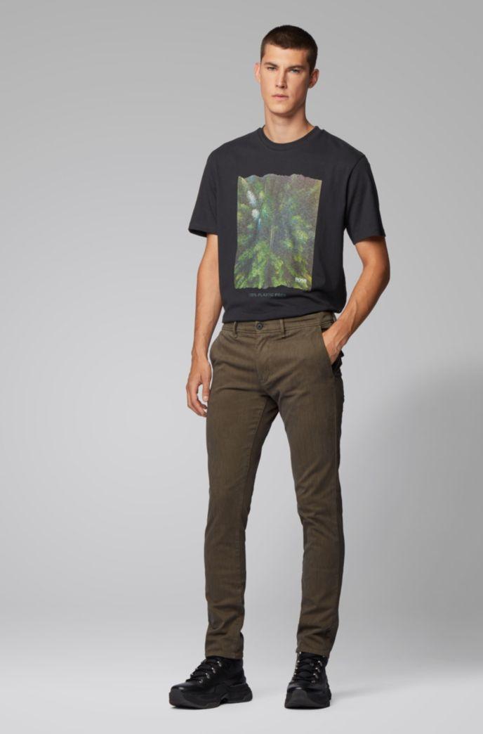 T-shirt Relaxed Fit à imprimé graphique, conçu sans plastique