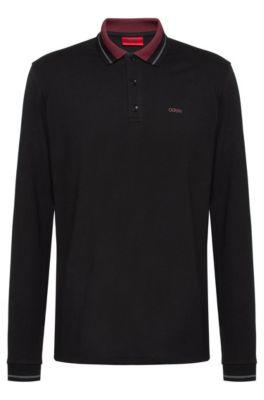 25/%Hugo Boss Herren Langarm T-Shirt
