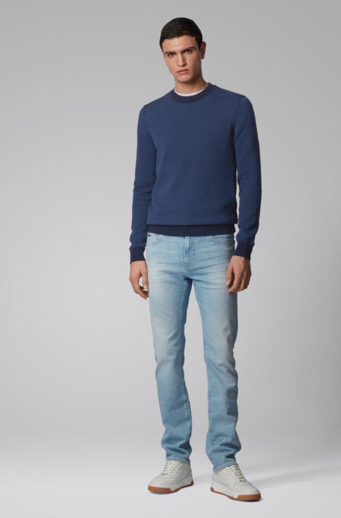 Pullover aus leichtem Baumwoll-Mix