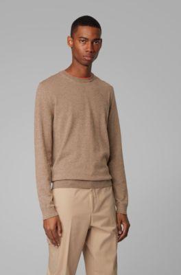 hugo boss slim fit sweater