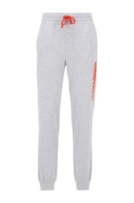 Pyjama-Hose aus Jersey mit Logo der neuen Saison, Grau