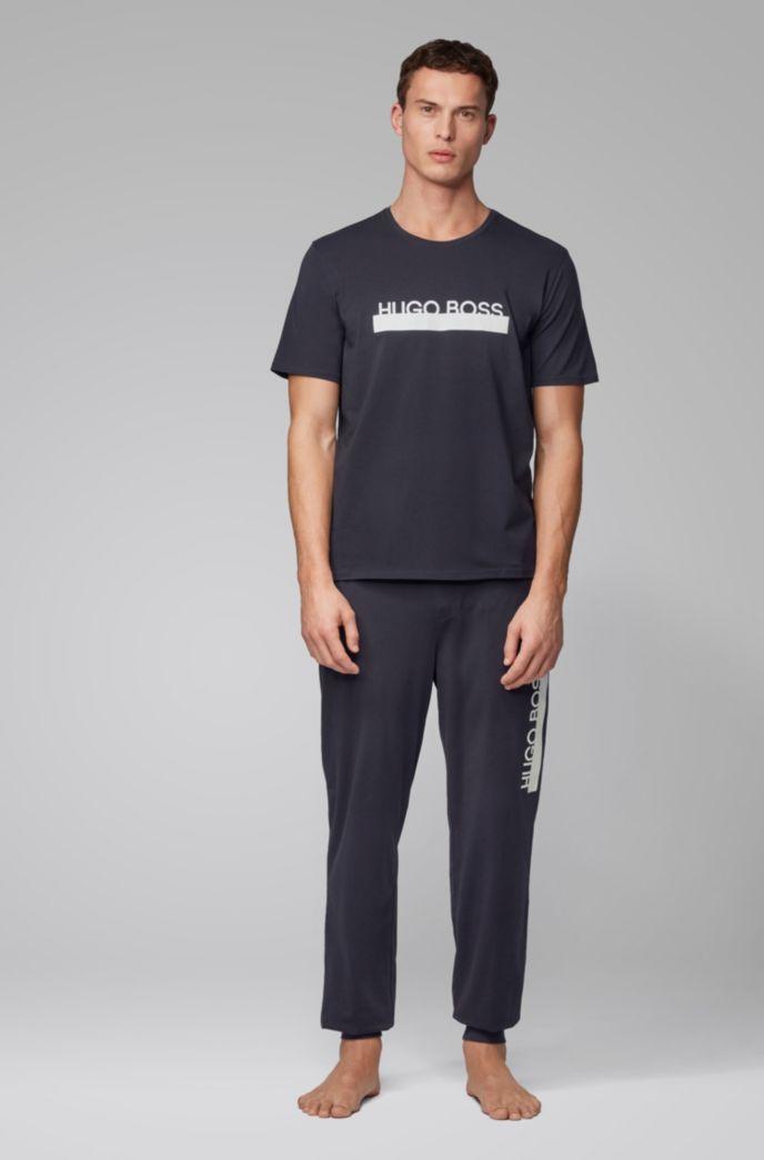 Pyjama-Hose aus Jersey mit Logo der neuen Saison