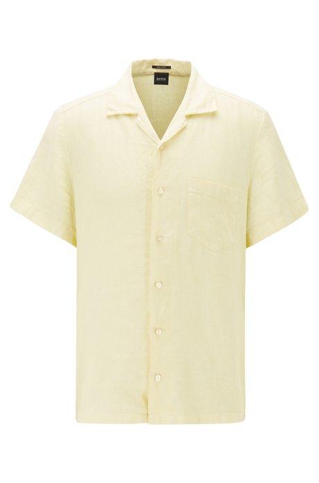 Freizeitkragen Cuba Collar Hemd Hugo Boss