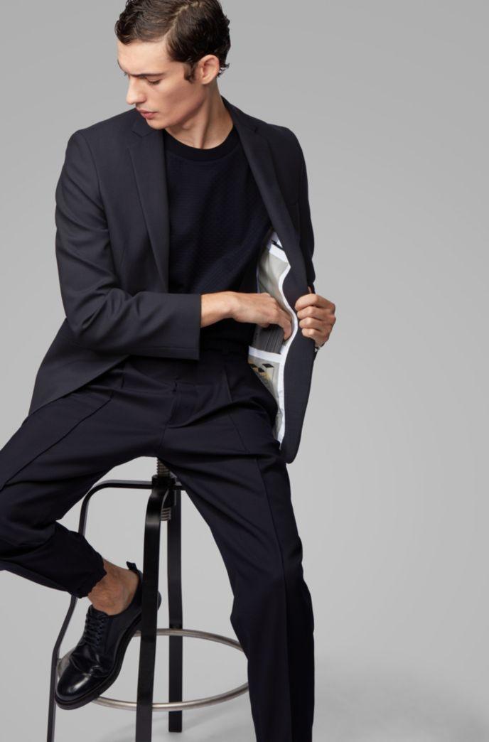 Veste Konstantin Grcic en jersey de laine stretch, en édition limitée