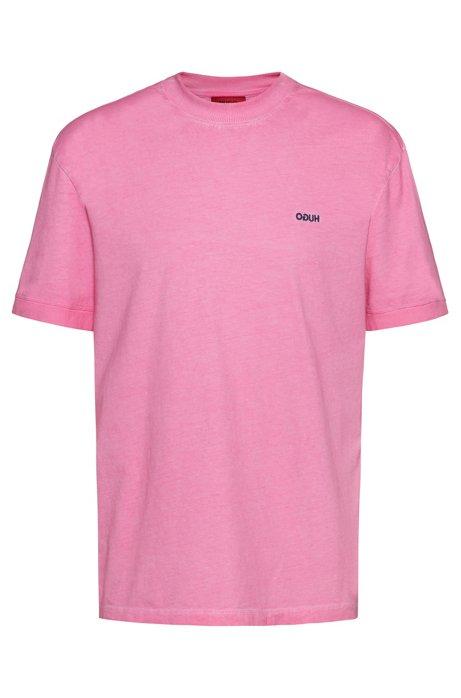 T-Shirt aus umweltfreundlicher recot²®-Baumwolle, Pink