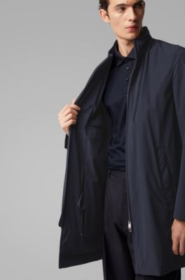 hugo boss formal coat