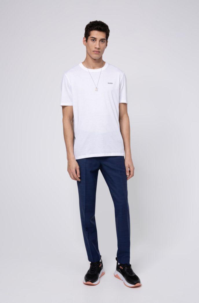 Pantalon Extra Slim Fit en laine vierge mélangée