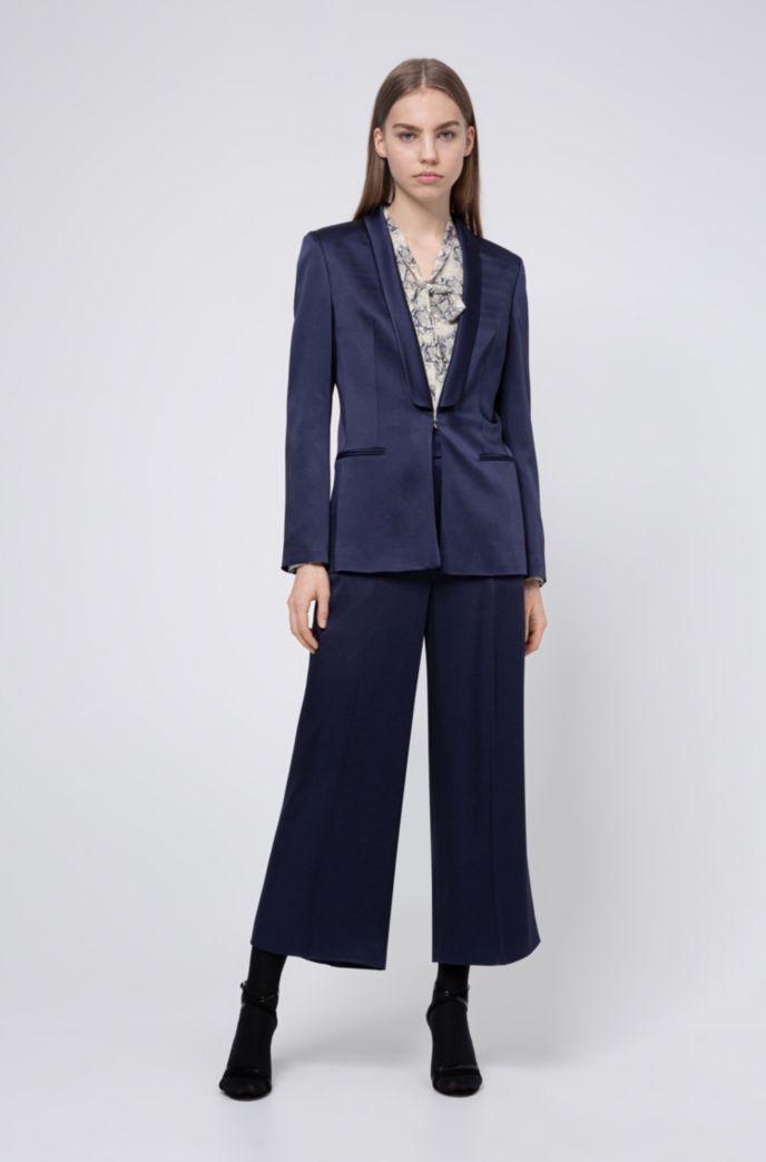 Pantalon Regular Fit à taille haute