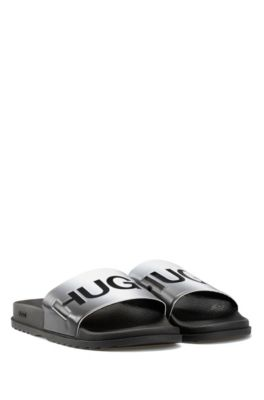 hugo boss flip flops sale