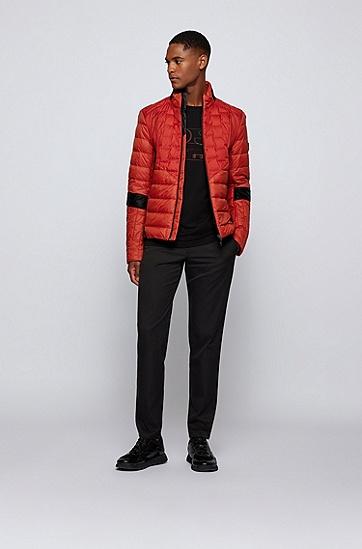 男士休闲长裤,  001_黑色