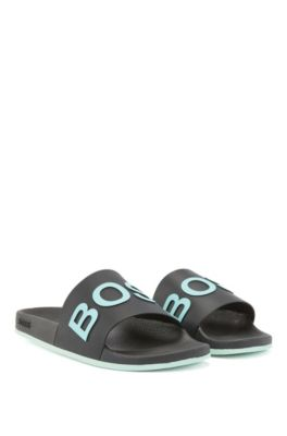 children's hugo boss flip flops