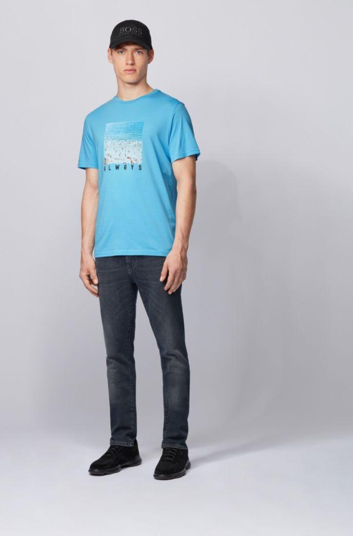 T-Shirt aus Jersey mit Foto-Print aus der Kollektion