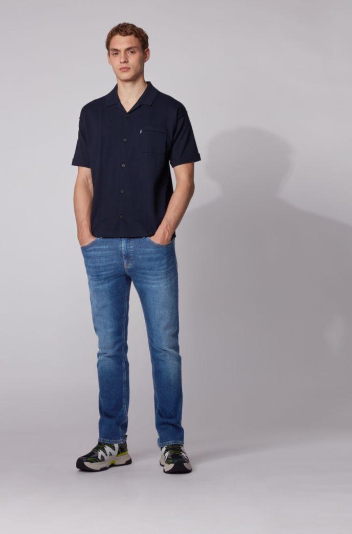 Relaxed-fit jeans van zacht aanvoelend superstretchdenim