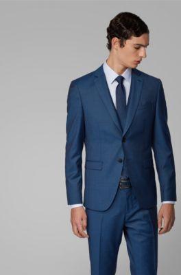 Vestiti Cerimonia Hugo Boss.Hugo Boss Suits For Men Designer Suits For You