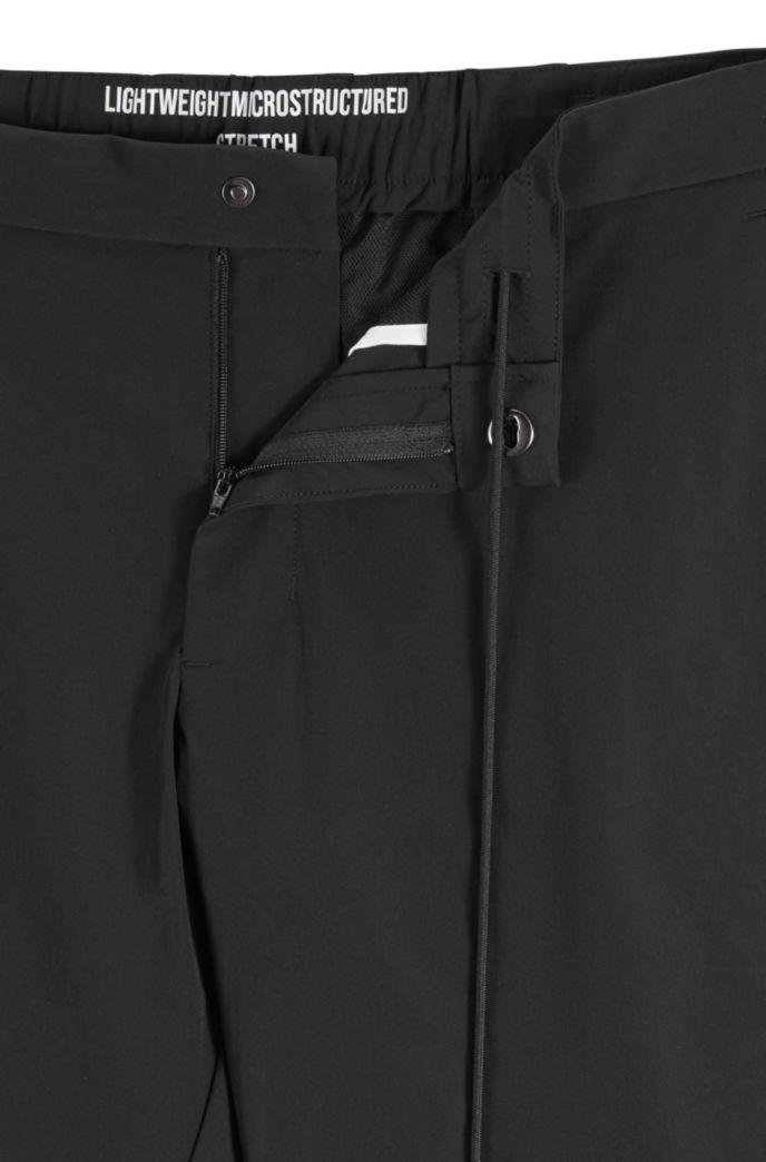 Tapered-Fit Hose aus wasserabweisendem Stretch-Gewebe