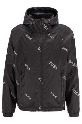 hugo boss coach jacket
