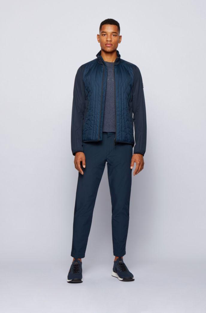 ロングスリーブ アフリカンコットン Tシャツ カーブロゴプリント