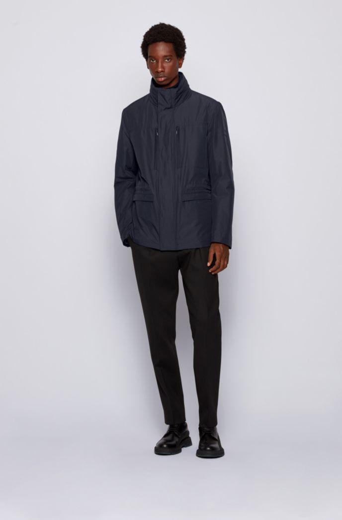 Field jacket tre in uno con gilet rimovibile