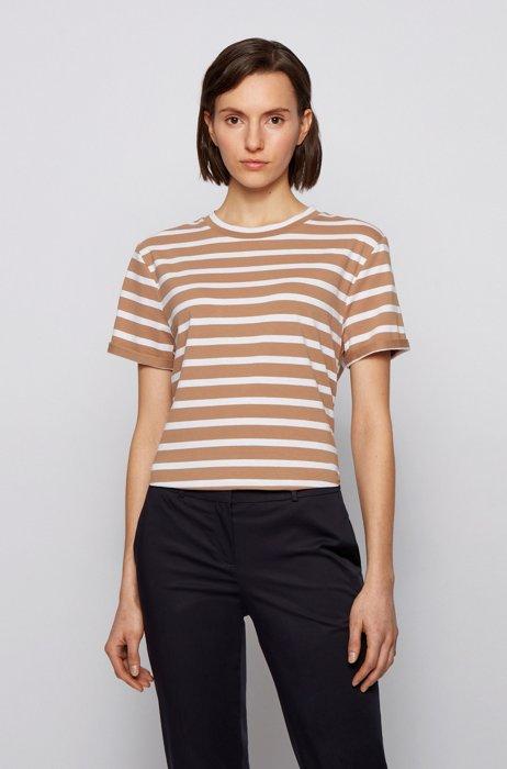 T-shirt Relaxed Fit en coton biologique mélangé, Fantaisie
