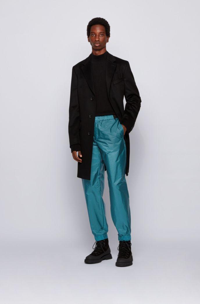 Pantalon Relaxed Fit avec taille à rubans logo ajustables