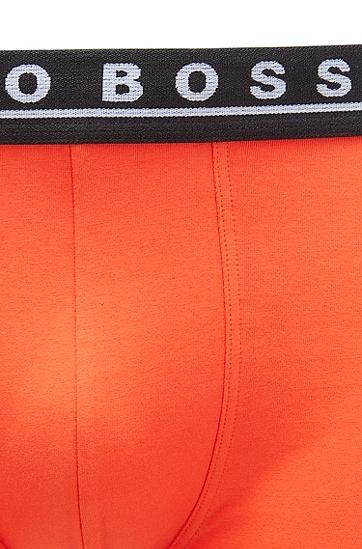 弹力棉运动短裤三条装,  962_多色