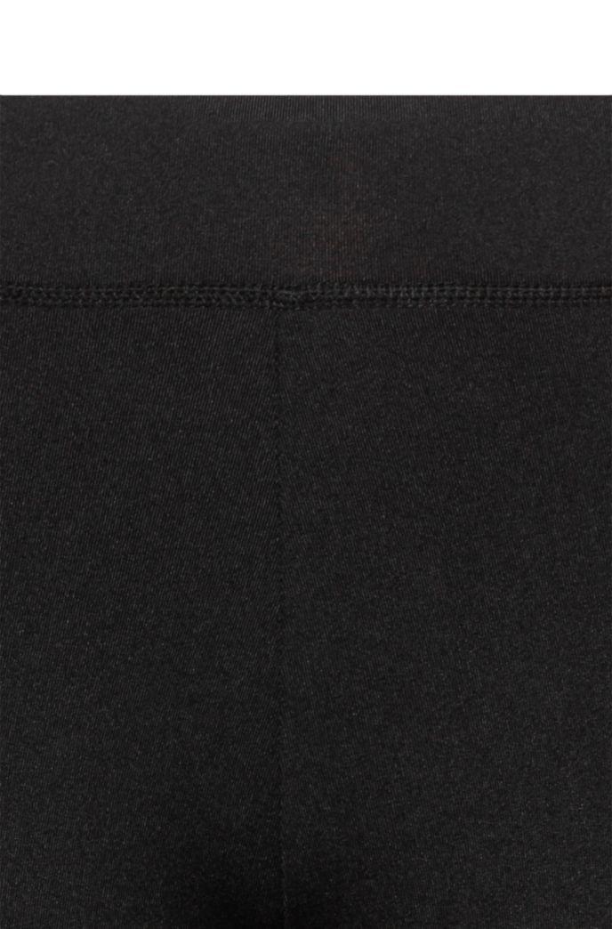 Slim-fit broek met het logo van het nieuwe seizoen