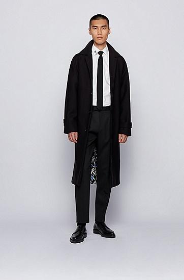 JUSTIN TEODORO系列星形衬衫,  100_白色