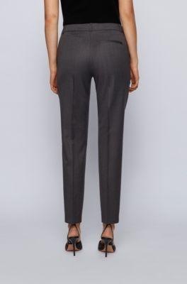 Pantalones Formales Para Mujer Fantasia Hugo Boss