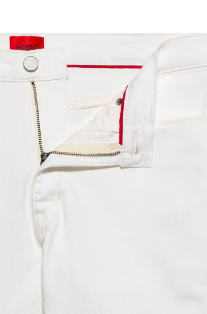 Extra-slim-fit jeans in comfort-stretch denim