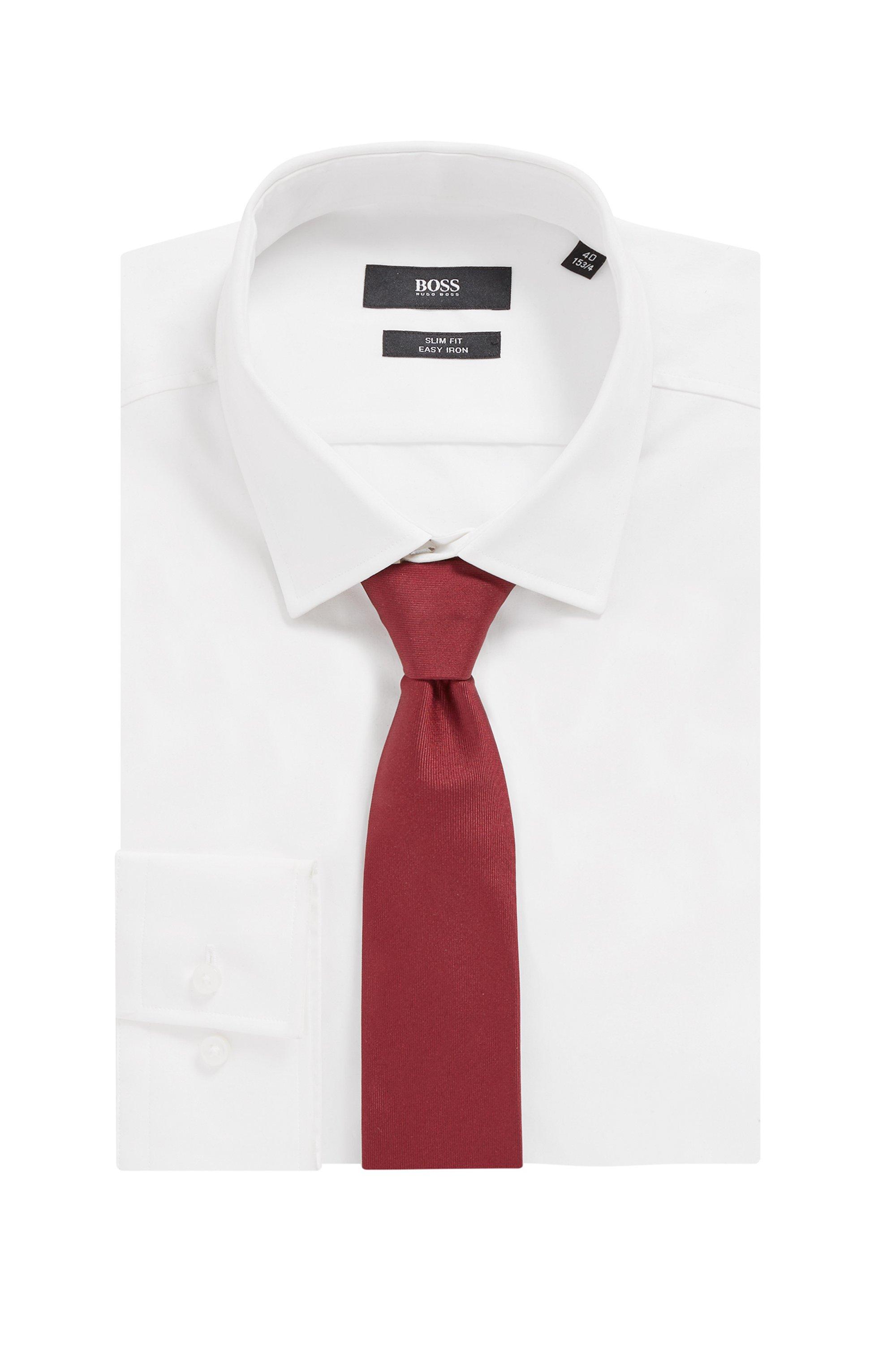 In Italië vervaardigde stropdas van zuivere zijde