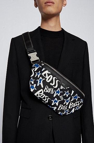 JUSTIN TEODORO系列星形男士包袋,  960_多色