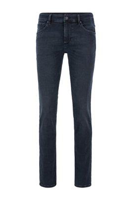 Extra-slim-fit jeans in super-soft stretch denim, Dark Blue