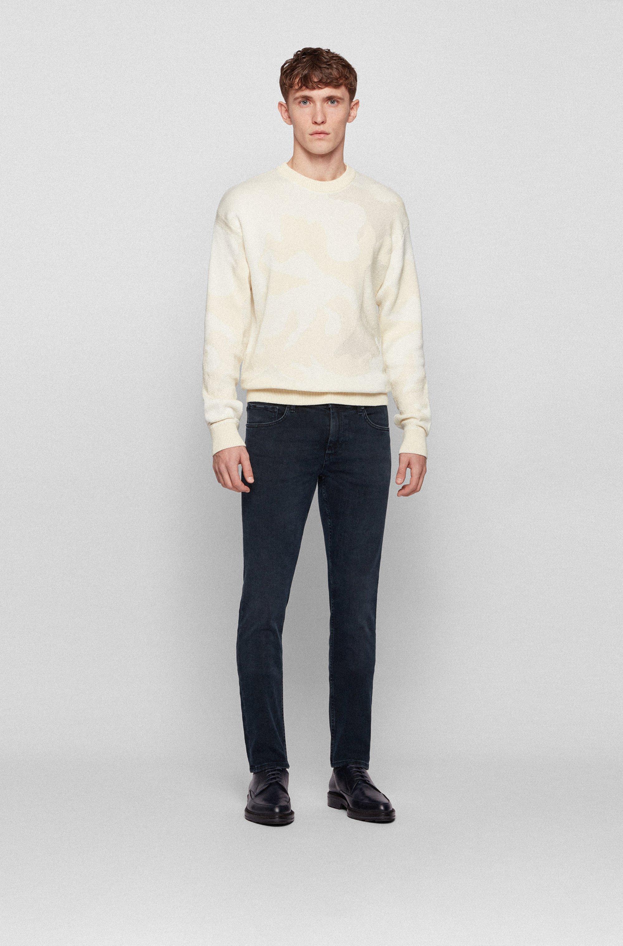 Extra-slim-fit jeans in super-soft stretch denim