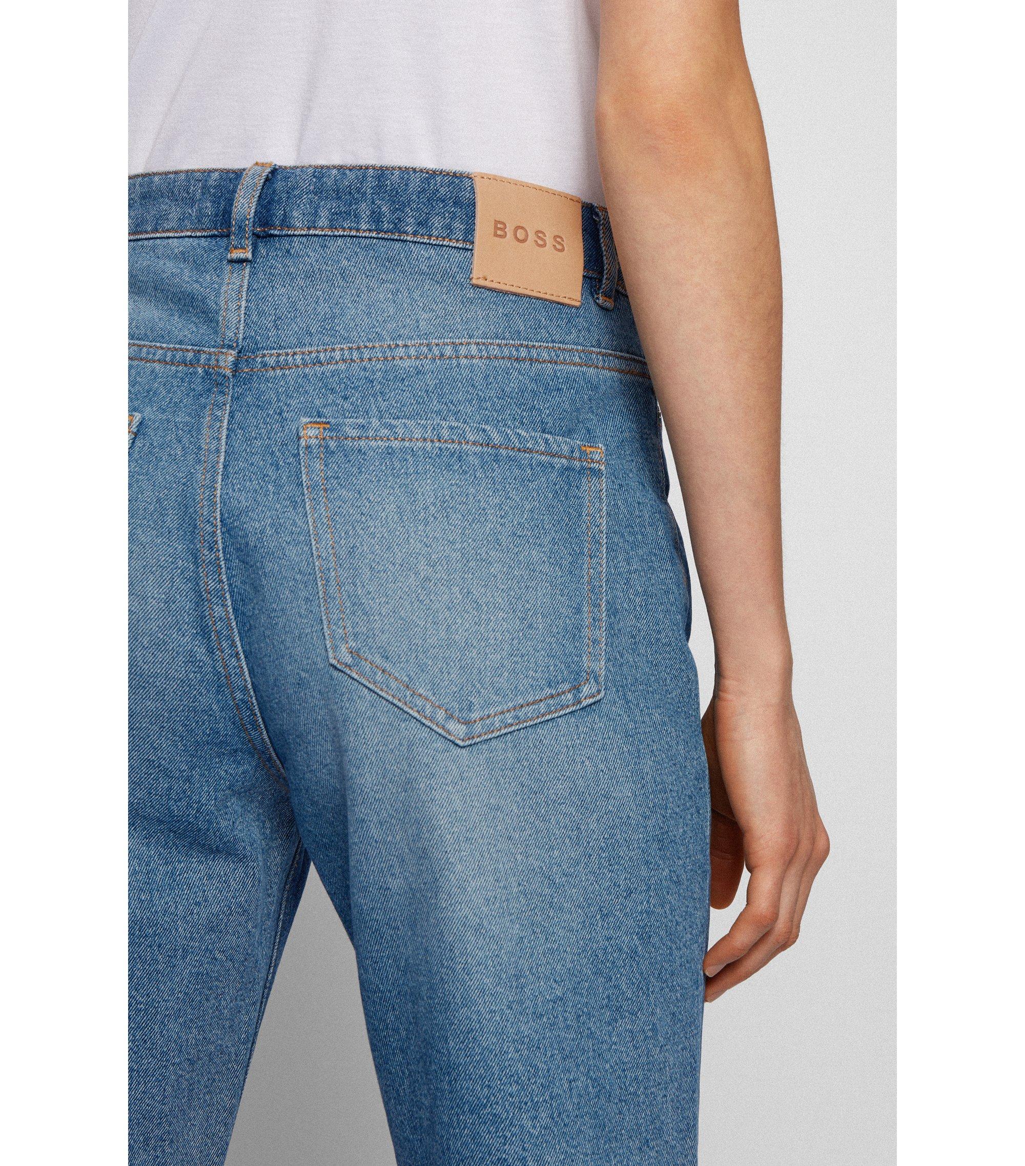 Filles New Denim Jeans Avec Ceinture toutes les tailles maintenant réduit Fashion
