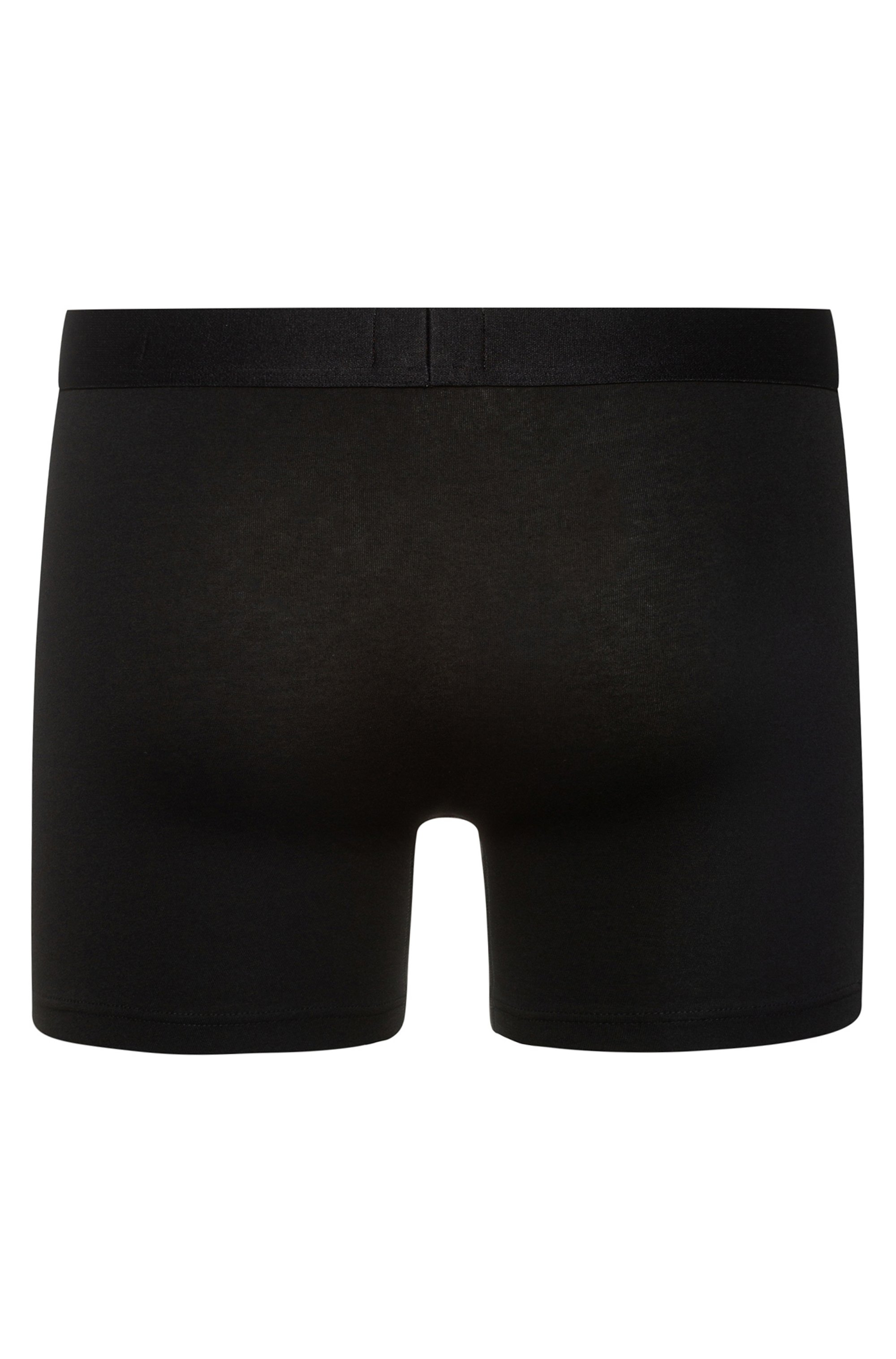 Two-pack of low-rise boxer briefs in stretch cotton