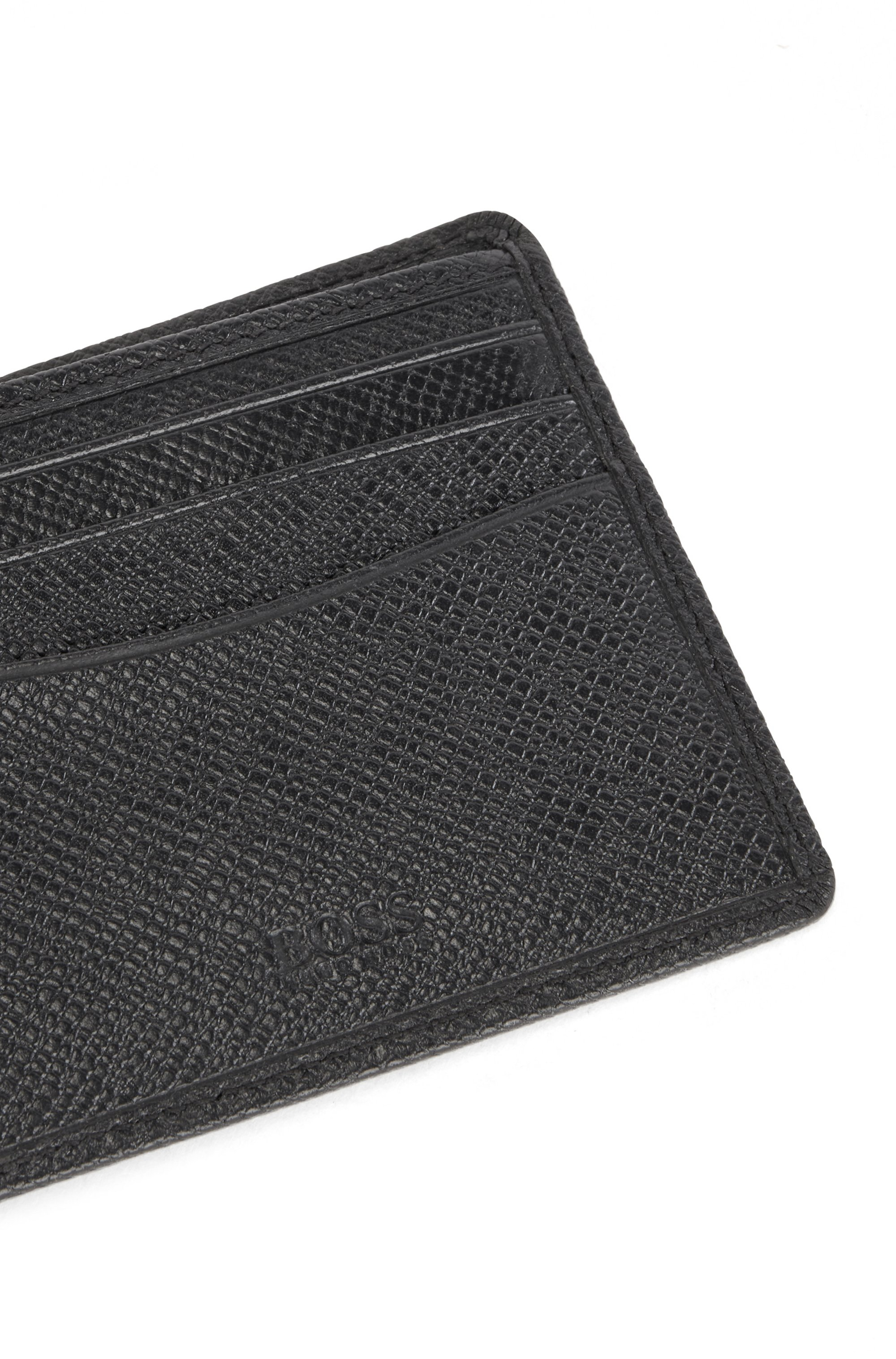 Signature Collection billfold wallet in palmellato leather