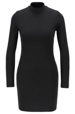 Hugo Boss Elegante Kleider Fur Damen Tag Abend