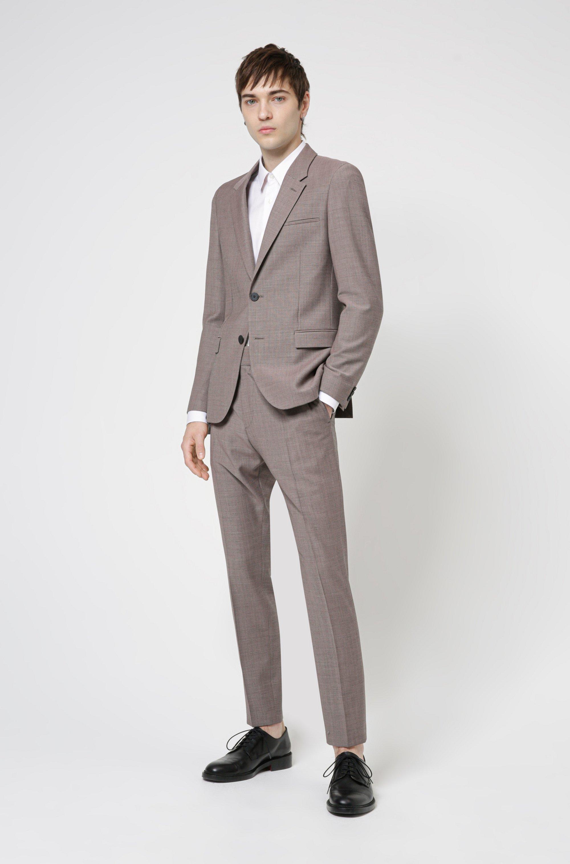 Regular-fit overhemd van gemakkelijk te strijken oxfordkatoen