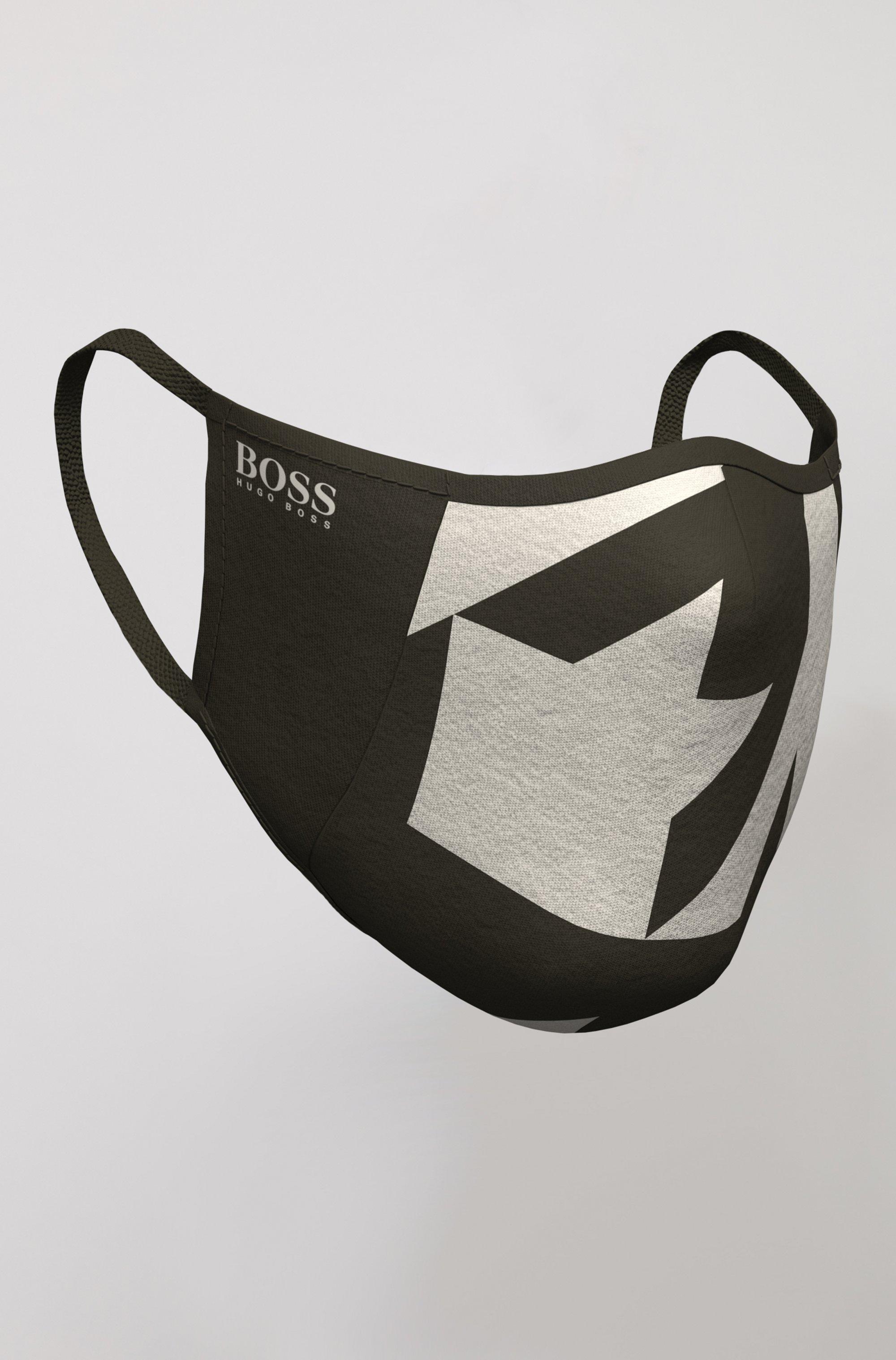 Masque mixte en tissu avec imprimé de la nouvelle saison, Fantaisie